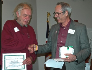 Ron Clough Award